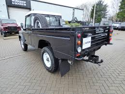 Land Rover Defender 110 Hi Capacity PickUp + Vat Black 2014 | 4826704 1987 Land Rover Defender 110 Firetruck Olivers Classics Used Car Costa Rica 2012 130 Wikipedia Working Fitted With A High Pssure Pump In 2015 Vs 2017 Discovery Nardo Grey Urban Truck Pinterest Rovers This Corvette Powered Pickup Is What Dreams 2013 Image 137 High Capacity 2007 Wallpapers 2048x1536 Shows Off Their Modified Lineup By Trucktuningcult Ultimate Edition