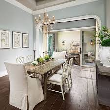 Silver Strand SW 7057 By Sherwin Williams Dining Room Paint Colors Design