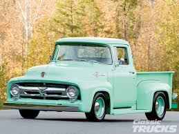 1956 Ford F100 | 1956 Ford F100 Front Photo 1 | Just Awesome ...