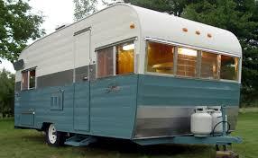 45 Vintage RVs Travel Trailer Van Remodel Ideas