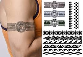 Forearm Band Tattoos For Men Meaning Amazing Tattoo