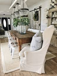 Dining Room Table Centerpiece Beautiful Farmhouse Decor From Ikea House And Style