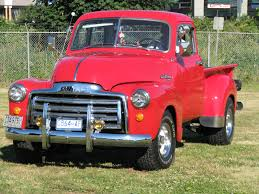 100 1952 Chevy Truck Parts GMC 9300 ATHS Vancouver Island Chapter