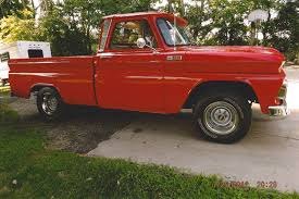 100 Lnc Truck 1966 Chevy C10 Short Box Ronald W LMC Life
