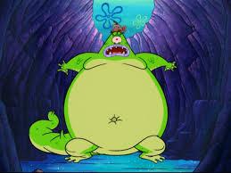 That Sinking Feeling Spongebob by 20 000 Patties Under The Sea Encyclopedia Spongebobia Fandom