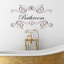 wandtattoo badezimmer rosalind wheeler
