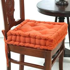 Washable Dining Chair Cushions Pads Medium Size Of