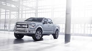The Mighty Ford Atlas Concept In Dubai | Rearview Mirror
