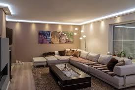 creative of led lights for living room living room lighting ideas
