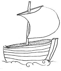 Sail Clipart Black And White