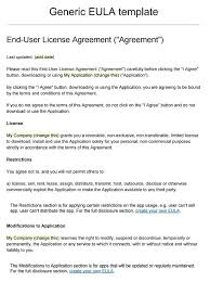 Mobile App License Agreement Template Sample Free Terms Of Use Standard And Conditions Uk The Guardian Page