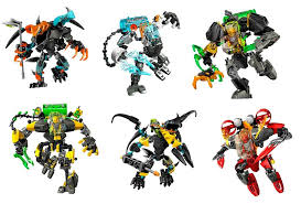 Lego Hero Factory Set Line