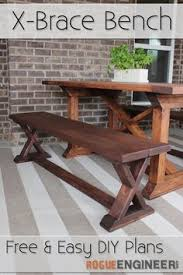 Free Indoor Wood Bench Plans by Bench For Porch Garden Real Easy Think I Will Paint Mine Diffent