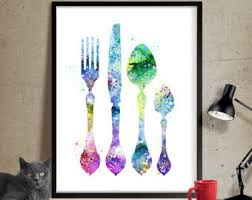 Wood Fork And Spoon Wall Hanging by Contemporary Ideas Spoon Wall Decor Excellent Design Wooden Fork