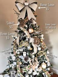 Flocking Powder For Christmas Trees by Christmas Tree Decor For 55 Our Farmhouse Glam Tree
