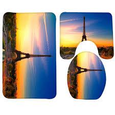 Paris Eiffel Tower Bathroom Decor by Paris Bath Rug Promotion Shop For Promotional Paris Bath Rug On