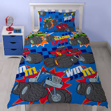 Blaze And The Monstermaschinen Zoom Reversible Bedding Set 135x200 ... Monster Truck Bedding Set Unilovers Buy Jam Pillowcase Destruction Pillow Cover Hot Wheels Giant Grave Digger Diecast Vehicles Amazoncom Wazzit 4 Piece Duvet Extreme Off Road Disney Pixar Monsters Scarer In Traing 4pc Toddler Bed High Stair Ernesto Palacio Design 5pc Full Maximum Rescue Heroes Fire Police Car Cotton Toddlercrib Mainstays Kids Stripe A Bag Walmartcom Size Best Resource Cars Queen By Ambesonne Cartoon
