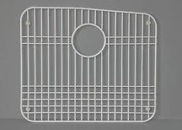 kohler lakefield replacement sink rack 6011 0 white ebay