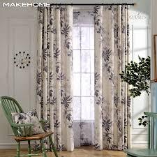 blume und blätter muster fenster vorhänge wohnzimmer küche elegante dekoration tüll vorhang nach maß