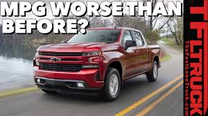 Disappointing Surprise: Some 2019 Chevy Silverado 1500 Trucks Get ...