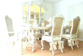 Shabby Chic Dining Room Sets Chair Covers Cover Set Image For Furniture Simply