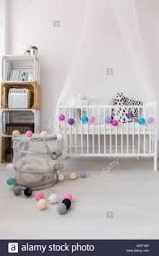 stilvolle und moderne design der kleine baby schlafzimmer