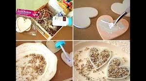 Handmade Crafts Home Decoration Stunning Homemade Decor Ideas