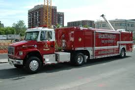 Fire Trucks Wallpapers High Quality | Download Free