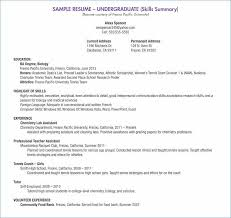 No Experience Resume Sample Beautiful Top For High School Student With