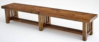 Barnwood Bench Reclaimed Wood Rustic Intended For Wooden Remodel 13