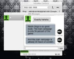 ce a message is sent using VoiceMac you ll see it instantly on your smartphone