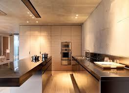 küche aus sichtbeton und holz bild 19 schöner wohnen