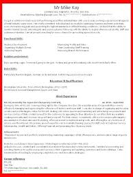 How To Write A Excellent Resume by How To Do A Resume Exles Resume Writing Writing A