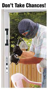 Sliding Patio Door Security Bar Uk by Safeslider Best Sliding Door Locks Child Proof Locks Patio