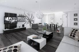 déco canapé noir emejing salon noir blanc deco ideas awesome interior home