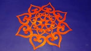 Paper Flower DIYEasy Cutting Design Step By Easy Crafts