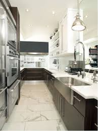 luxurious galley kitchen lighting houzz at find your home