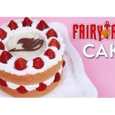 Fairy Tail Cake