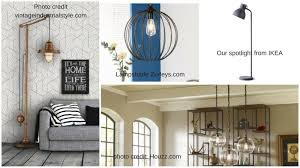 how to create a comfortable industrial style living room tammymum
