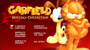 Garfields Halloween Adventure by Garfield Holiday Collection Dvd Review