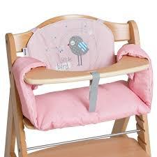 assise chaise haute hauck coussin pour chaise haute comfort birdie roseoubleu fr