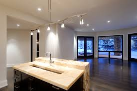 kitchen lighting ideas and useful track lighting for kitchen