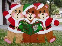 Touch Of Heaven Yard Art Christmas