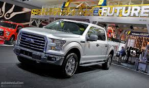 Ford's Next-Gen F-150 Aluminum Truck Shows Up In Detroit [Live ... Best Deal On A Ford F150 Gurnee Il Al Piemonte Aluminess Front Bumper Truck With Lance Camper Truck Recycles Enough Alinum To Build 300 Bodies Every An Bed Cover On A Diamondback 2 Flickr Dakota Hills Bumpers Accsories Bumper Report Next Potentially Delayed Due Issues 2016 Silverado Steel Vs Cox Chevy Defender Cs Diesel Beardsley Mn Fords Alinum Is No Lweight Fortune First Drive Behind The Wheel Of Pickup New May Pave The Way For More Cars Npr 3 Benefits