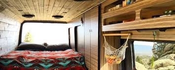 RV Camper Interior Layout