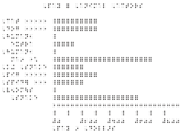 Ascii Symbols Christmas Tree by Guidelines And Standards For Tactile Graphics