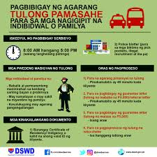 Transportation Assistance DSWD Field Office 7 Official Website
