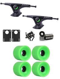 100 Bear Longboard Trucks Amazoncom TGM Skateboards Wheels Package