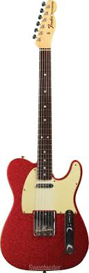 Fender Custom Shop 67 Telecaster Light Relic