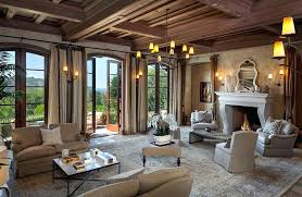 Tuscan Style Amazing Living Room In Style Home Tuscan Style